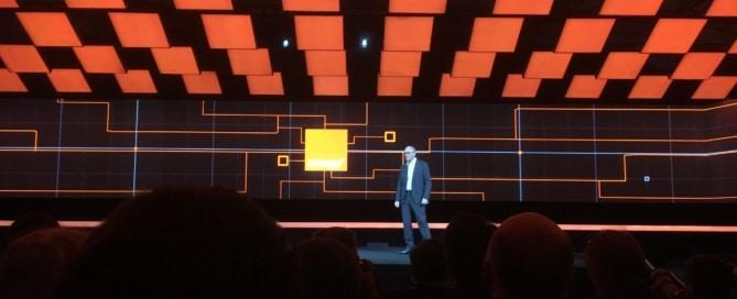 Orange dévoile sa toute dernière solution de box internet et décodeur TV.