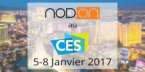 NodOn au CES 2017