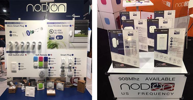 produits Z-Wave NodOn