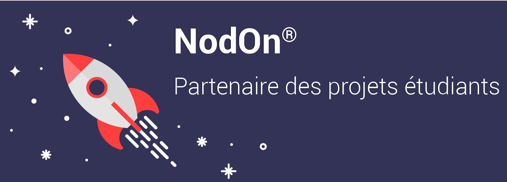 NodOn partenaire des étudiants