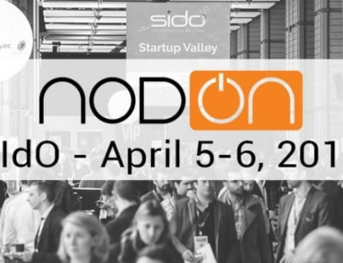 NodOn® is ready for SIdO in Lyon, France on April 5th & 6th