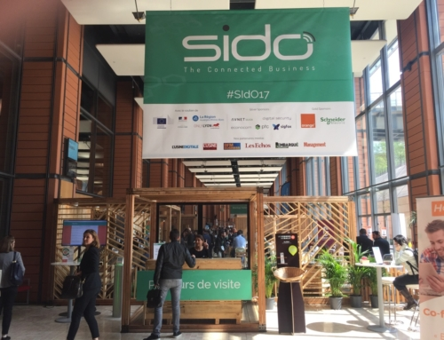 We were there! SIdO, the french showroom for IoT