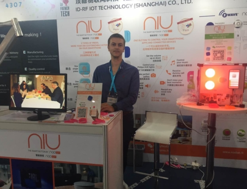#REPLAY CES Asia: Launch of NIU on the Asian market