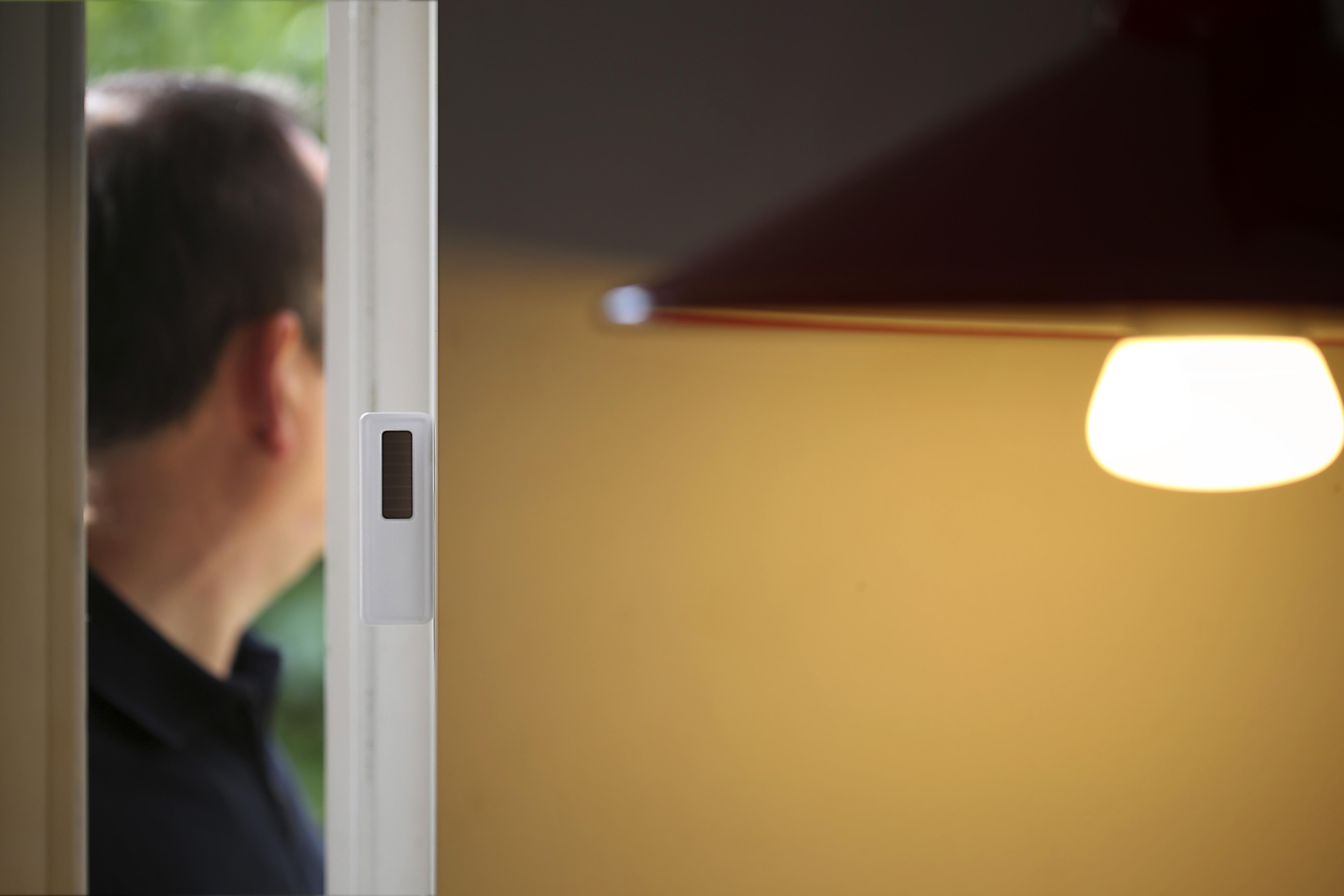 opening window sensor