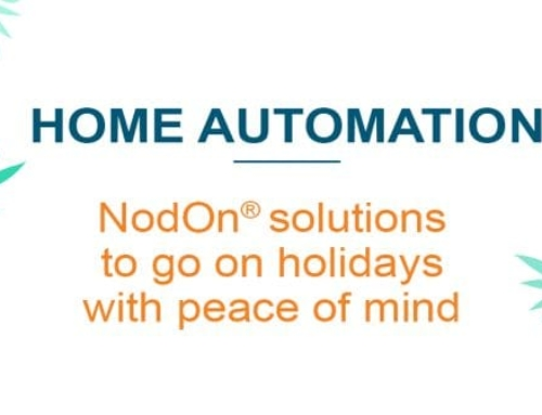 How to go on holidays with peace of mind thanks to Home Automation