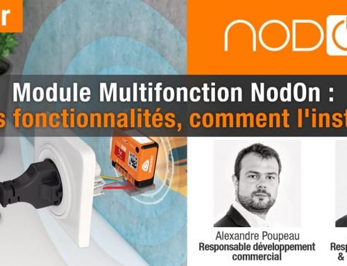 Module Multifonction NodOn : Quelles fonctionnalités, comment l'installer ?