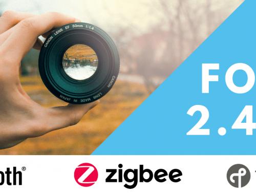 Focus 2.4GHz – Faire son choix entre Bluetooth, Thread et Zigbee